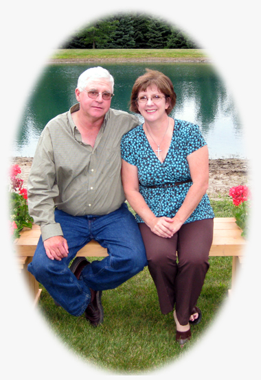 Greg and Dory Hill - Crooked Creek Farm Dairy